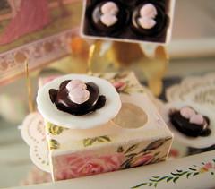 Tiny desserts