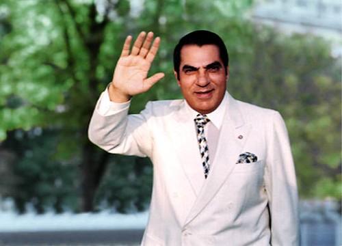 tunisia總統本·阿里zine el abidine ben ali