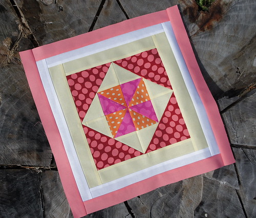 VIBees February Block for Amy