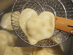 ♥ Ravioli boiled