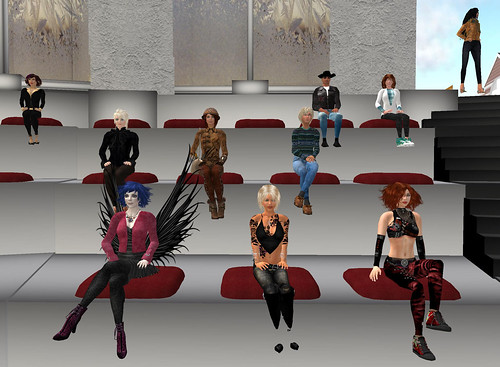 Virtual Worlds educators Roundtable 3 Feb 2011