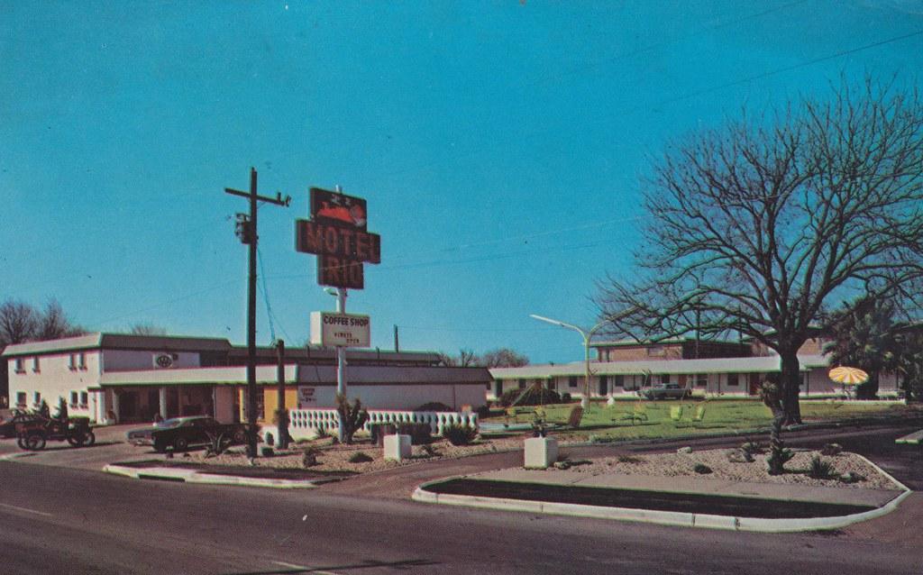 Motel Rio - Austin, Texas
