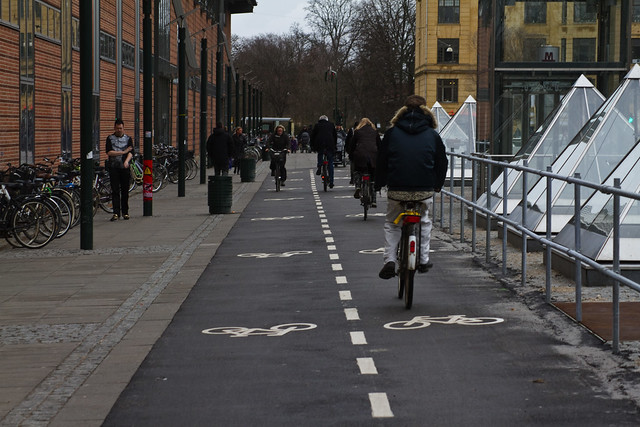 Temporary Bike Lanes