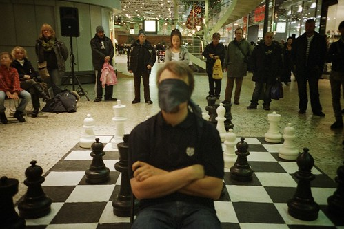 Blind Chess