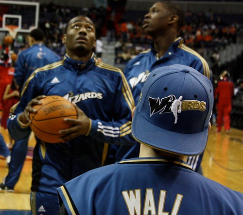washington wizards, atlanta hawks, nba, february 5th, 2011, truth about it, adam mcginnis, john wall