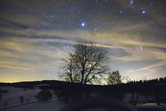 Sirius auf dem Schauinsland (b.leo) Tags: astrophotography sirius astronomie Astrometrydotnet:status=failed Astrometrydotnet:id=alpha20110595765365