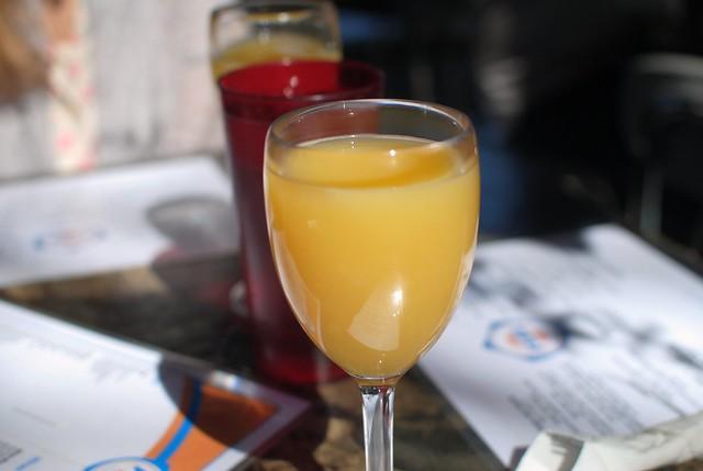 mimosas at fuel