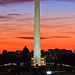 Washington Monuement at Dusk