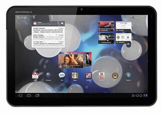 XOOM Wi-Fi tablet
