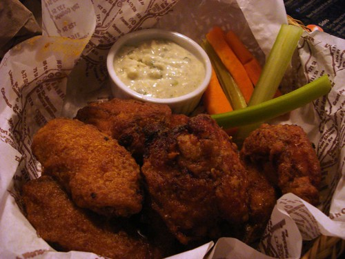 borough buffalo wings