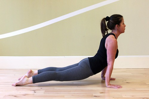 Urdhva Mukha Svanasana-Upward facing dog