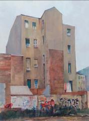 Rosa Perez Carasa - Torre y Graffitti