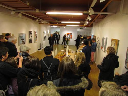 Atle Østrem exhibition