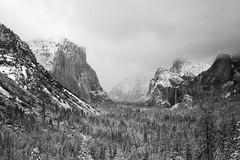 The Gates of Yosemite (Timescapes.us) Tags: california yosemite halfdome yosemitenationalpark elcapitan bridalveilfalls yosemitevalley mercedriver tunnelview