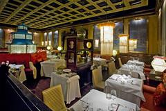 Sala del Restaurante Asia Gallery