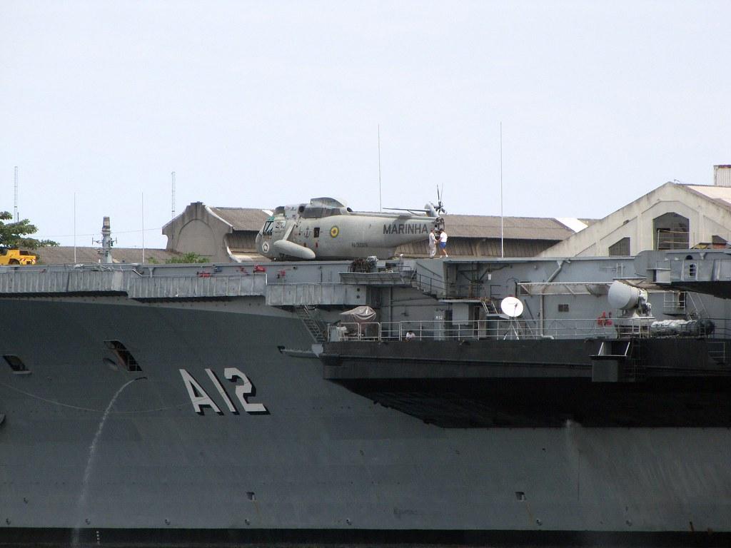 Portaaviones A-12 San Pablo. 5454206237_f0599ef131_b