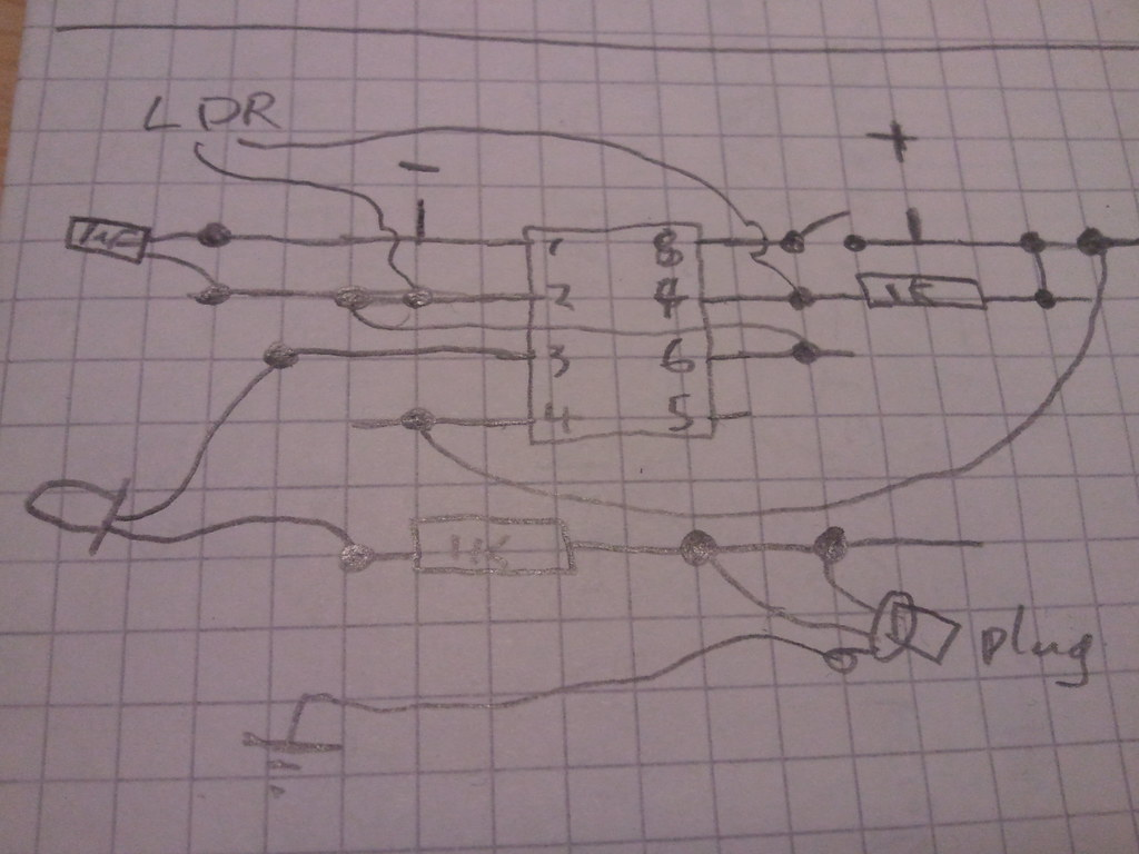 The Worlds Best Photos Of Ataripunkconsole And Electronics Flickr Theremin Circuit Diagram Opto Sketch Wstryder Tags Diy Drawing Timer 555