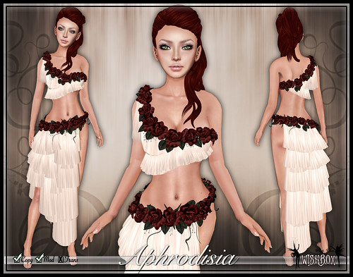Aphrodisia (Red & White)