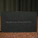 Metallic Letterpress Business Cards