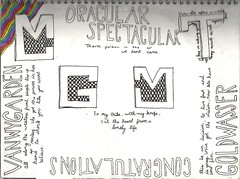 MGMT (Lily Kath) Tags: music matt spectacular t james sketch lyrics lily ben drawing song g picture andrew m will draw congratulations songs richardson berman asti lyric mgmt oracular vanwyngarden segerson golwasser