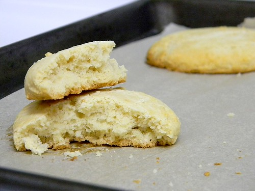 Gluten-Free Baking Powder or Soda Biscuits (GFCF) | Z's Cup of Tea