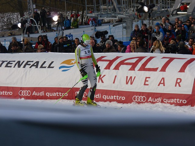 Fanny Chmelar - Slalom der Damen - Ski-WM 2011