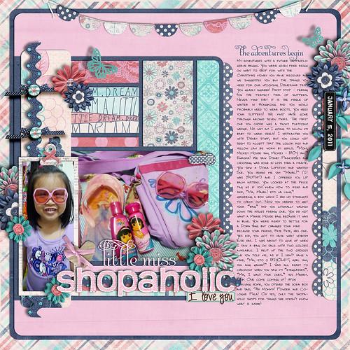 Little Miss Shopaholic