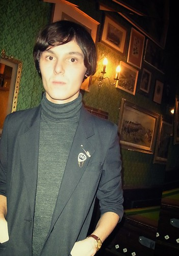 "Rhys ""Spider"" Webb From The Horrors"