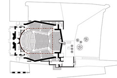 Proposed Balcony Level Plan