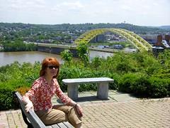 Pixie in Cincinnati 2009