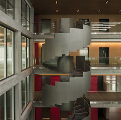 Office Atrium Detail (Paul Zanre Photography)