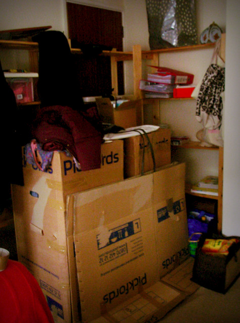 Day 259 - Packing Chaos