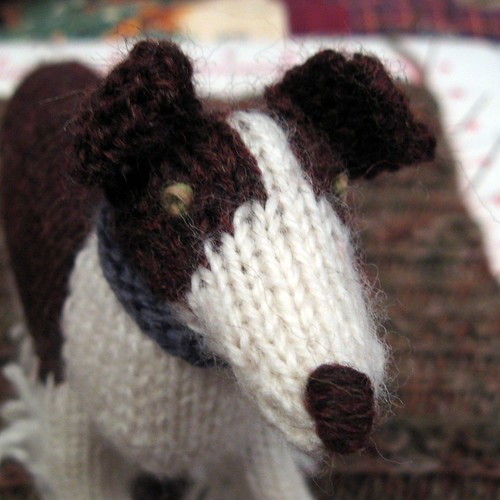 Knitting Pattern For Border Collie : Knit Your Own Dog Remily Knits