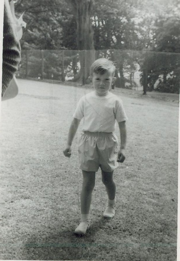 Glenn McCreath Bridlington 1962