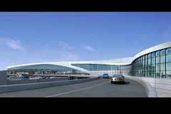 Maynard H. Jackson Jr. International Terminal at Hartsfield-Jackson (Hartsfield-Jackson Atlanta International Airport) Tags: atlanta airport atl terminal international hartsfieldjackson
