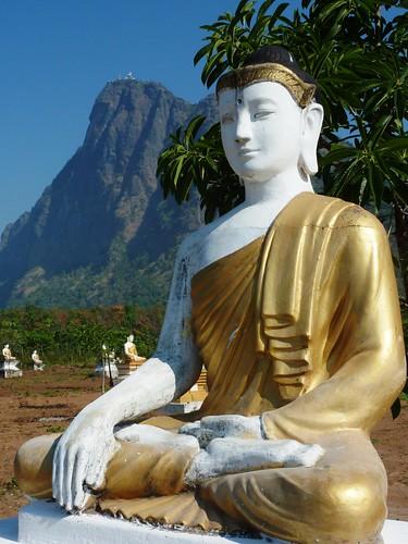 Hpa-An-Region-Jardin des Bouddhas (2)