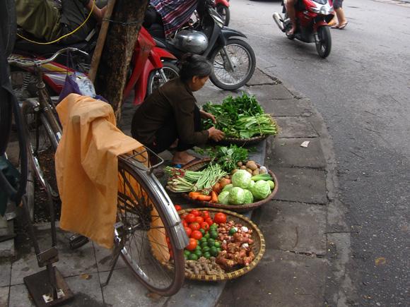 Vegetables Hanoi