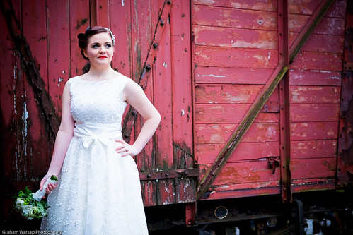 Vintage Wedding Dress Shoot-3992