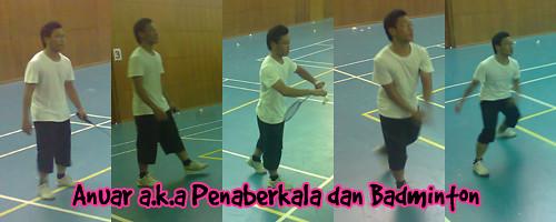 Penaberkala & Badminton