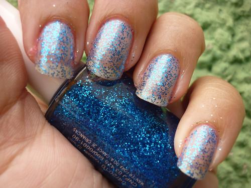 Sensação - Glitter Azul