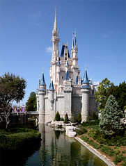 Disney Castle 2011
