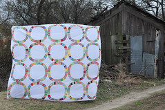 Single Girl Quilt Top (king size) (texas freckles | Melanie) Tags: girl jump quilt market katie rope single fancy schmidt flea denyse