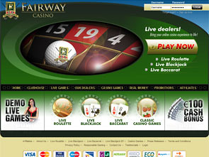 Fairway Live Casino Home