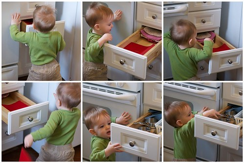 Discovering Drawers