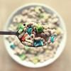 Lucky Charms (donchris!™) Tags: cornflakes kelloggs fiocchi davena płatki kukurydziane hojuelas de maíz müsli muesli musli cereals getreide céréales cereali zbóż cereales milch milk lait latte mleko leche löffel spoon cuillère cucchiaio łyżka cuchara bokeh dof unscharf unschärfe focus macro nahaufnahme close up explore frontpage