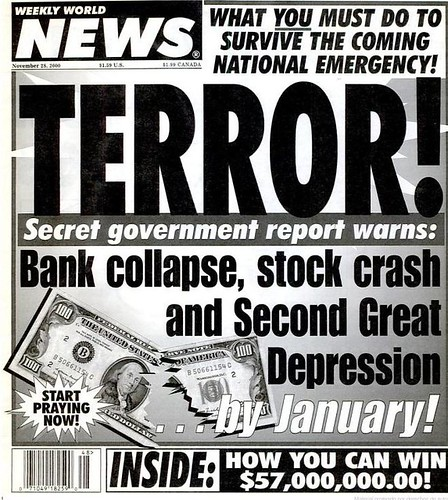 Weekly World News noviembre 2000