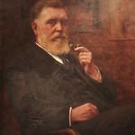 "<b>Herbjorn Gausta</b><br/> Robertus Koehler (oil, 1915) LFAC #051         <a href=""http://farm6.static.flickr.com/5216/5490180631_d7910151ac_o.jpg"" title=""High res"">∝</a>"