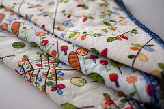 Birdie cloth (set of 3)