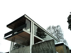 Villa Jongskollen #1 (Anders Hansen) Tags: camera oslo modern architechture 60s 4 norwegian 1964 1963 arkitektur iphone norsk geir sandvika grung modernistic jongskollen