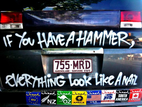 Hammer ... Nail ... by Theen ..., on Flickr